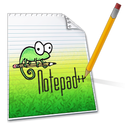 how to run notepad++ in powershell